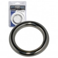 High Polished Power Cockring - Push