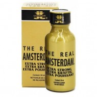 Poppers ''The Real Amsterdam GOLD'' (Hexyle) 30ml - LOCKERROOM