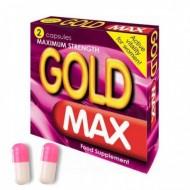 Gold Max PINK (femme) - Gélule